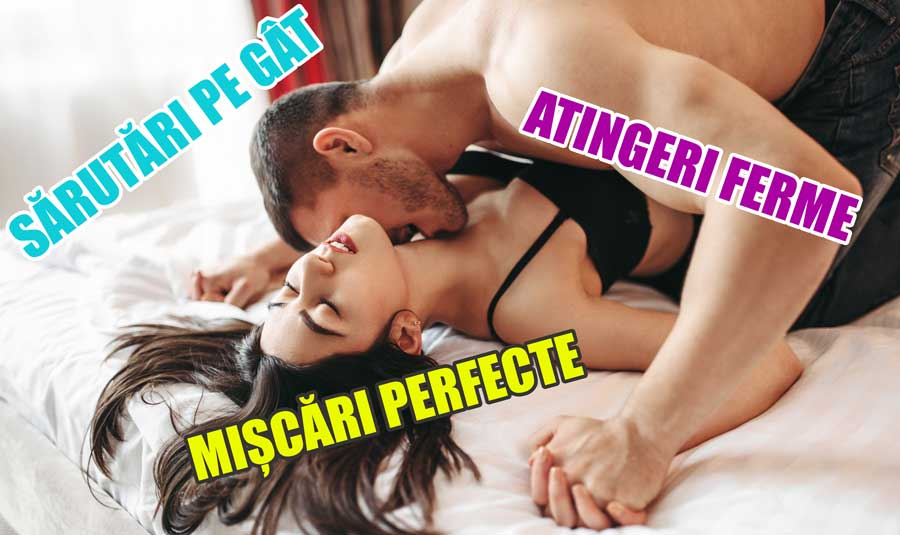 masaj corect pentru o erecție