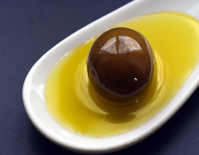 erecția uleiului de măsline)