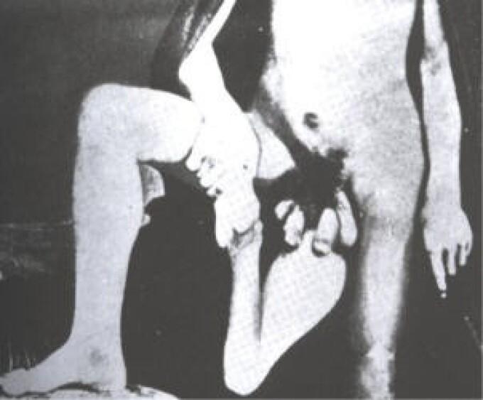 Au socat intreaga omenire! Barbatul cu 2 penisuri si femeia cu 4 picioare!