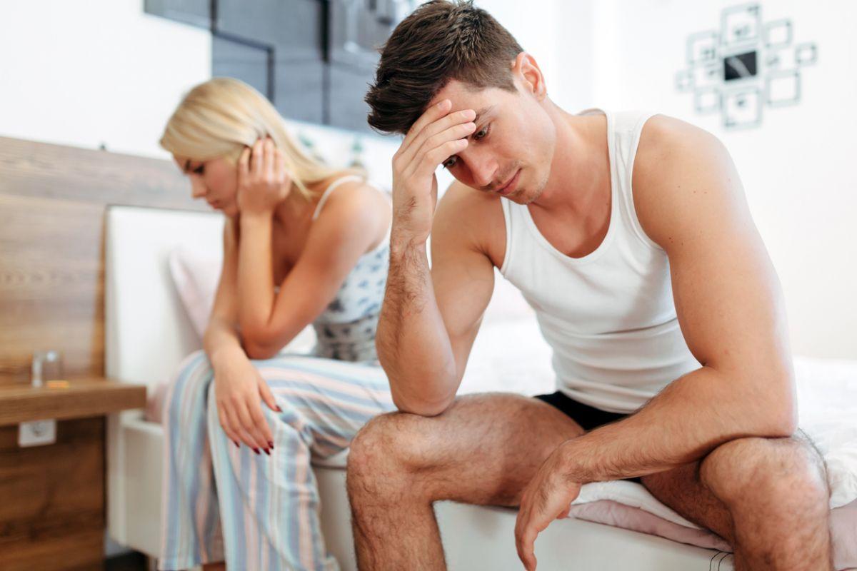 erecție slabă și ejaculare prematură)
