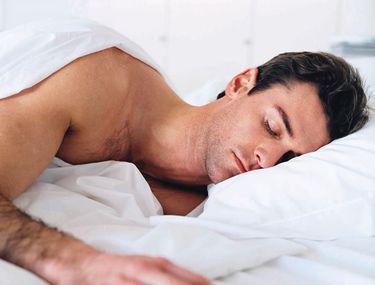 nu există erecție matinală)