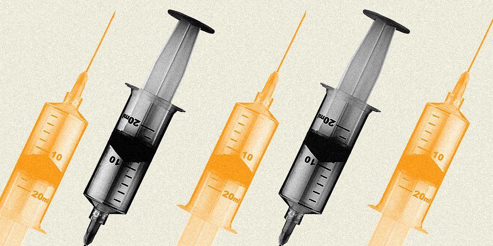 injecție de botox în penis