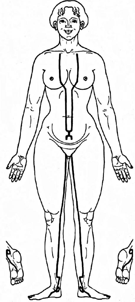 erecția presopuncturii