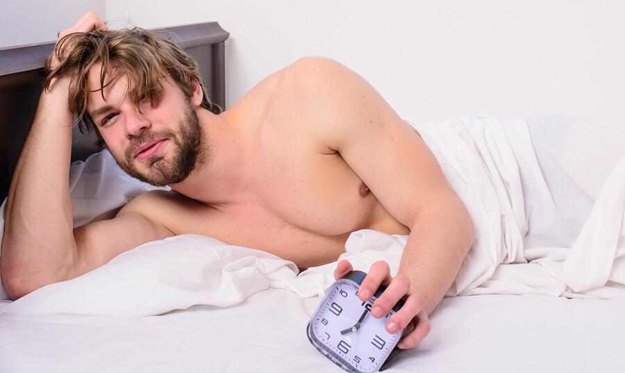 erecția de dimineață poate să nu fie în fiecare zi)
