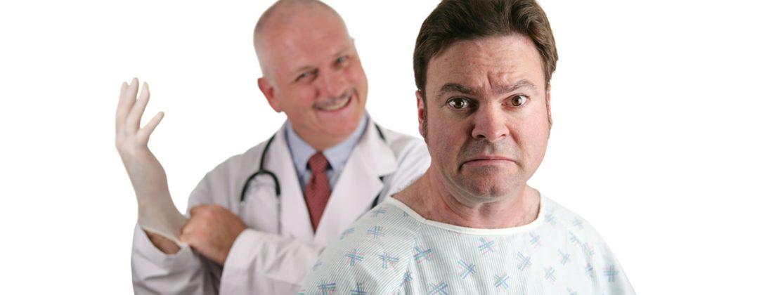 erecția a dispărut din masajul prostatei)