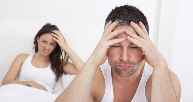 erecție slabă cu oboseală