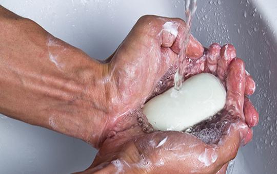 penisul este spălat