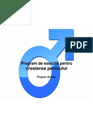 exerciții pentru dezvoltarea penisului)