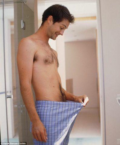 de ce bărbații nu au erecție dimineața