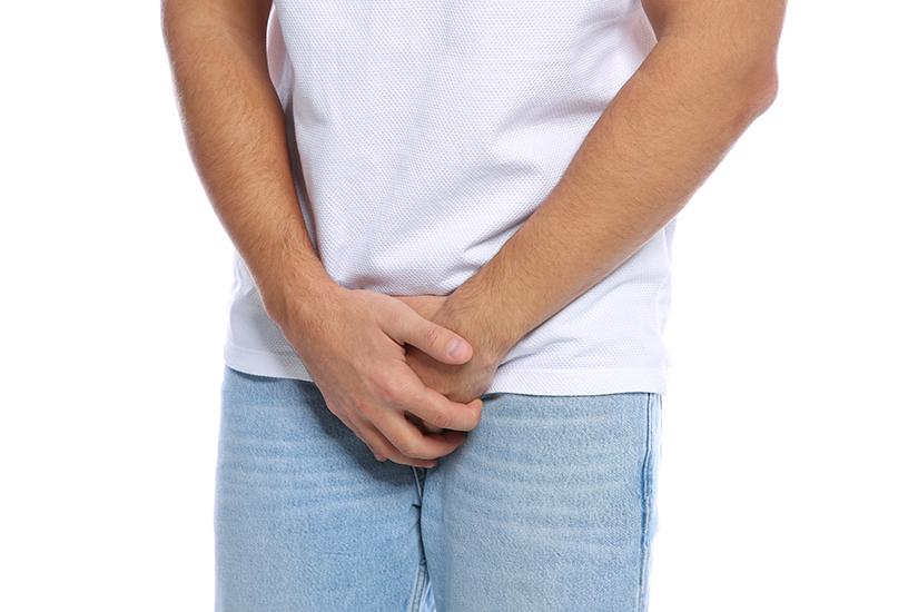 în sifilisul penisului)