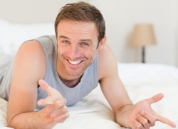 ce experimentează un om în timpul unei erecții)