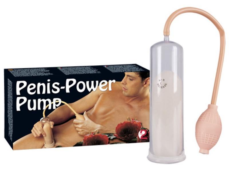pompă manșon penis)