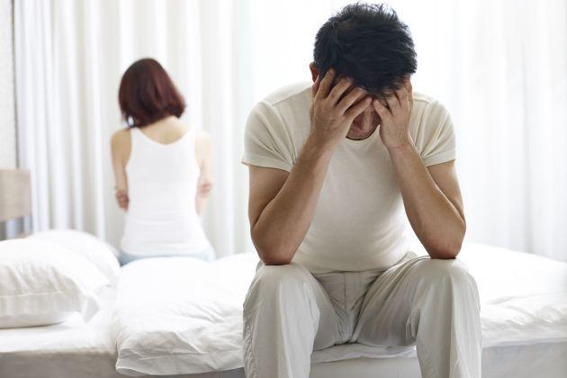 infertilitate masculină cu erecție