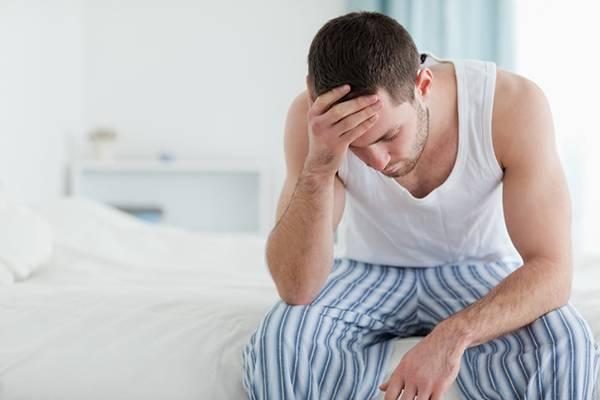 erecție slabă cu constipație
