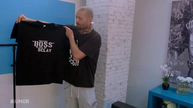 cumpără un tricou cu penis)