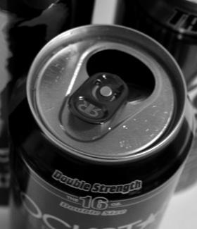 afectează o erecție o băutură energizantă?