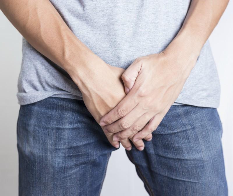 punctele de pe axul penisului