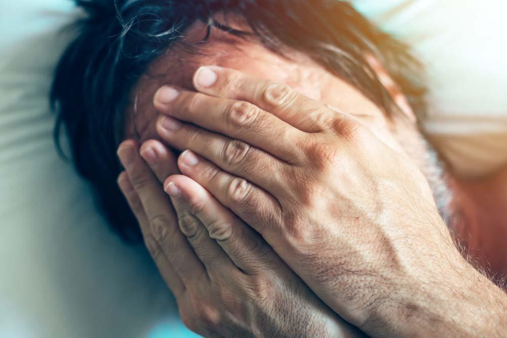 problemă de erecție nervoasă