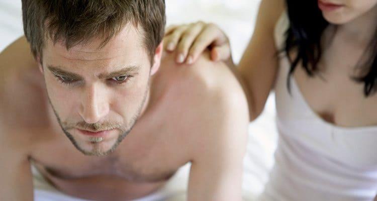 cum se reduce o erecție la un bărbat