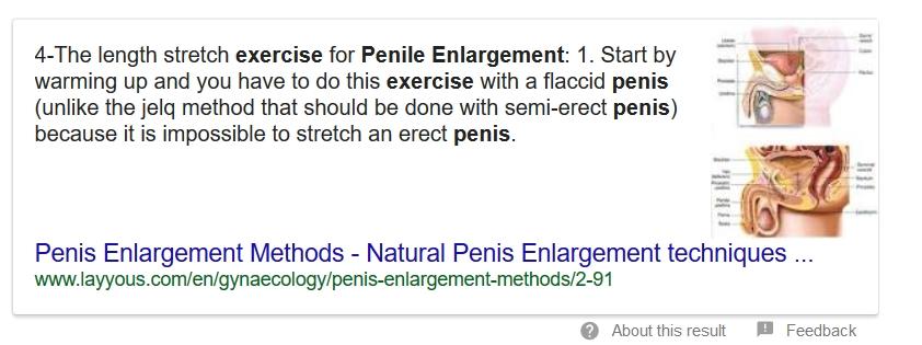 exerciții pentru elasticitatea penisului)