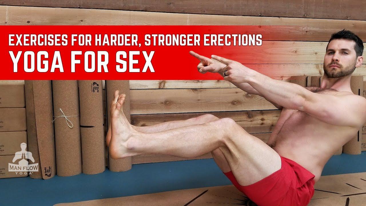 erectie potenta yoga