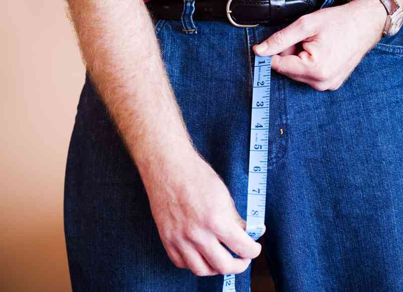 dimensiunea vârstei penisului