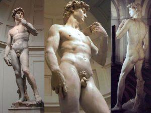 penis masculin în sculptură bărbatul are un penis larg