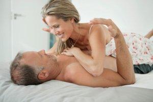 erecție după vârstă