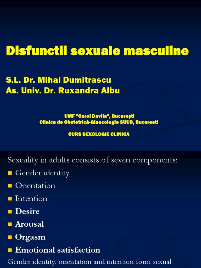 Disfunctia erectila