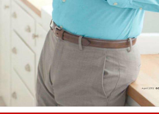 erecție din pantaloni)