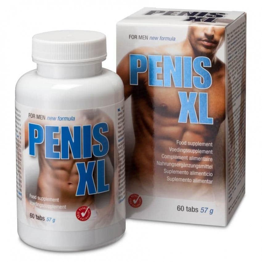 erecție puternică a penisului