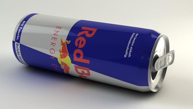 erecție din băuturi energizante