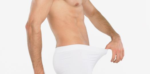 Organele genitale vizibile ale bărbatului | Zanzu