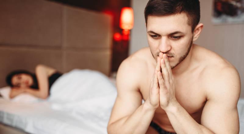 poate exista o erecție proastă din cauza oboselii penisul este spălat