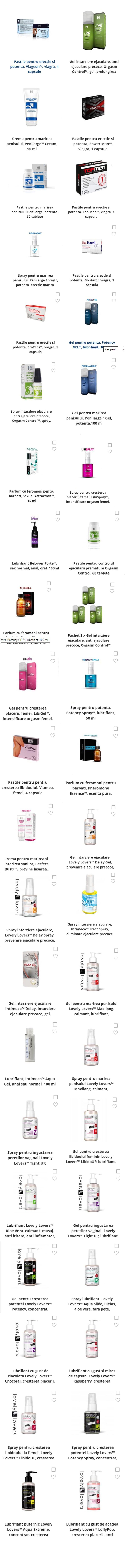 Cele mai bune și sigure pastile pentru potență – farmacii, preț, păreri