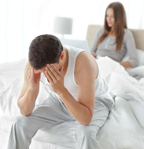 impotență lipsă de erecție