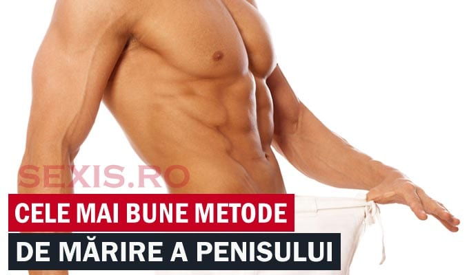 cum să grăbești creșterea penisului