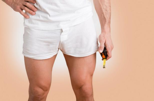 îngroșarea și alungirea vârfurilor penisului