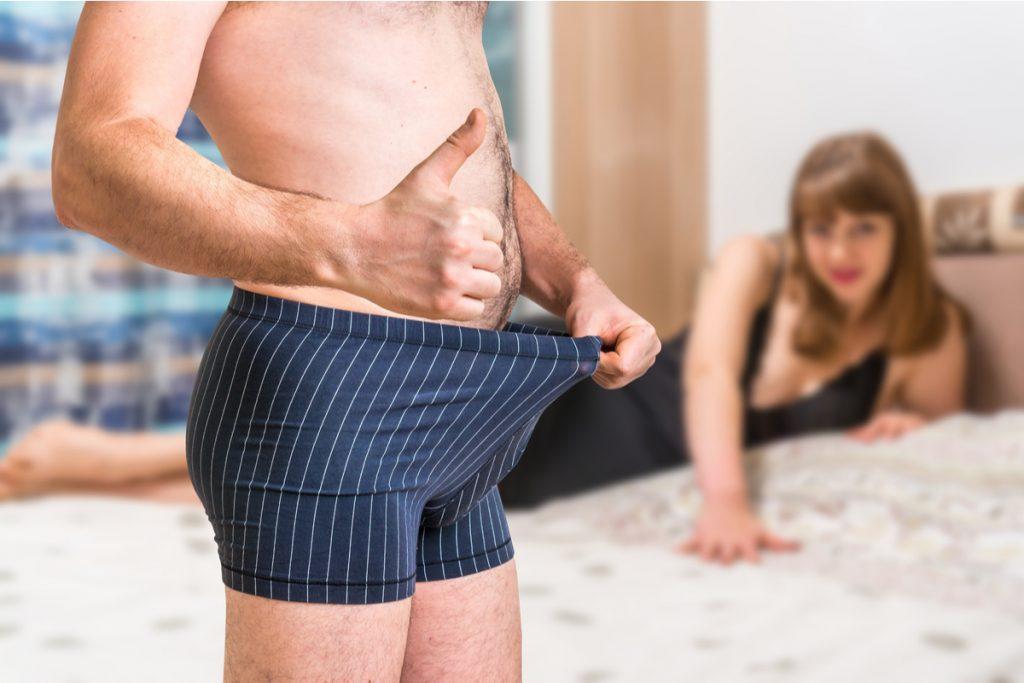 Greșelile pe care le faci pentru erecție